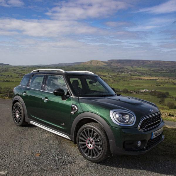 Car Photography in Preston for Bowker BMW