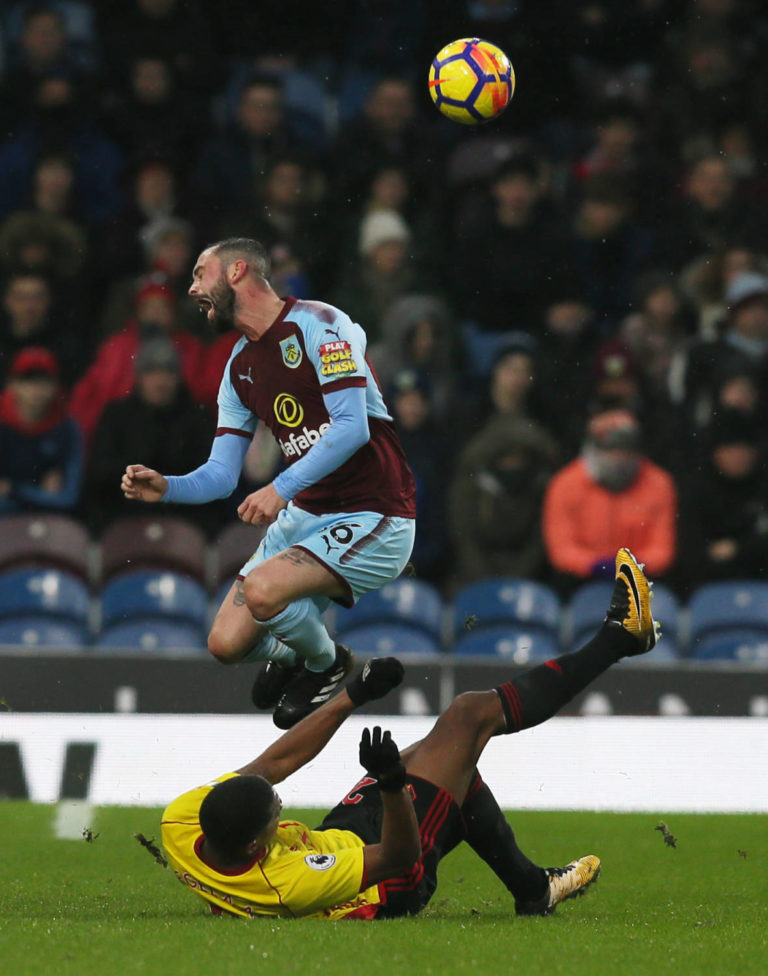 Sports photographer Burnley