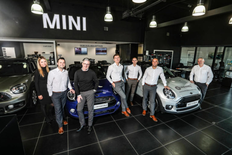 Bowker Mini: PR Photography in Preston