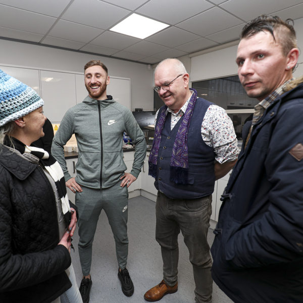 PR Photographer Preston, Foxton Centre welcomed to EFL House