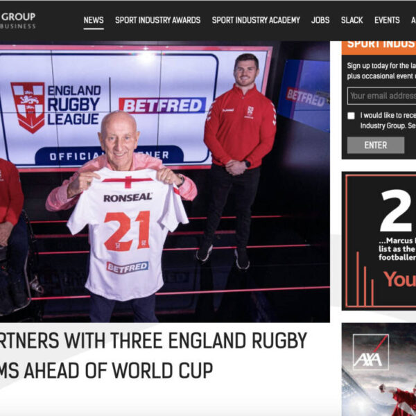 Rugby league Sport and Commercial Photographer Manchester