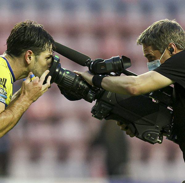 Sports Photographer Manchester Wigan